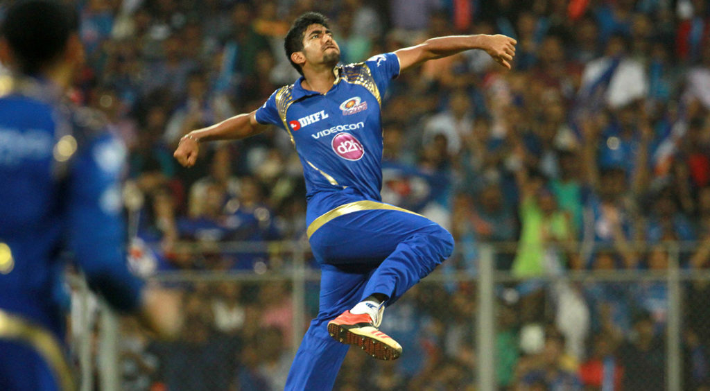 Jasprit Bumrah IPL