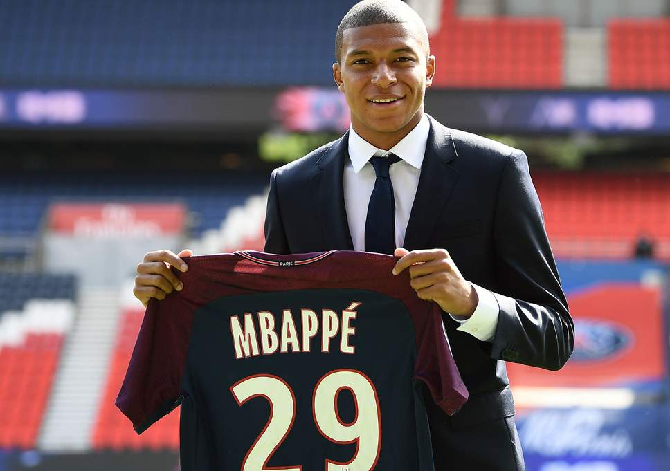 Kylian Mbappe move to Paris-giant-German