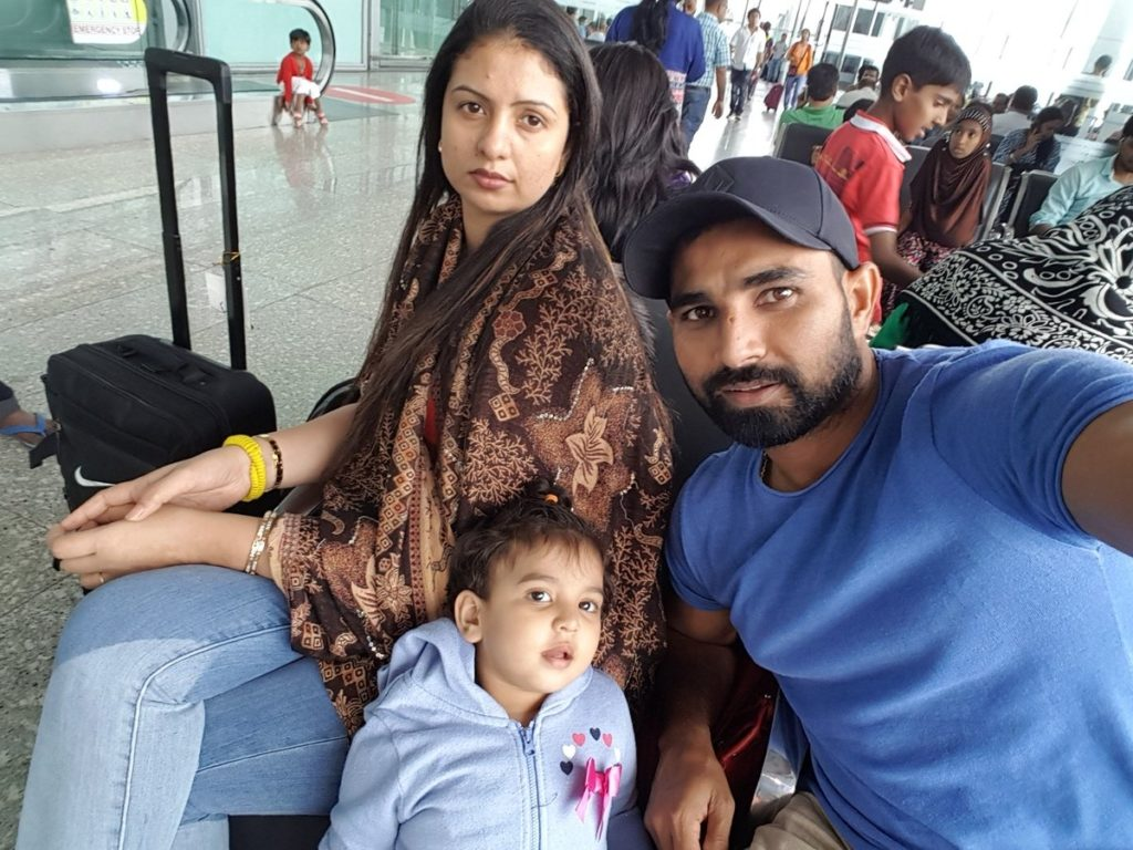 Mohammed Shami personal life and controversy