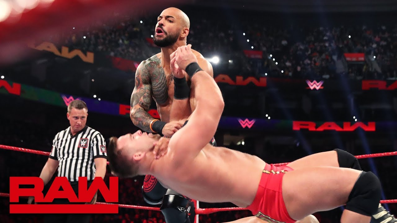 The Revival vs. Aleister Black