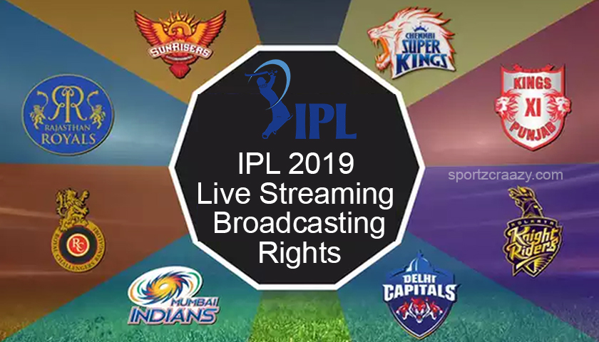 Where and How to Watch the IPL 2019 Live Streaming