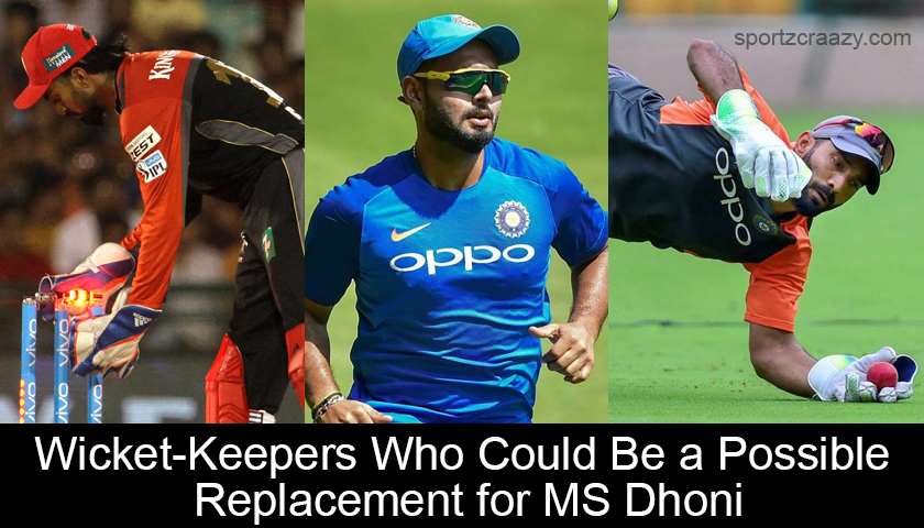 Wicket-Keepers Who Could Be a Possible Replacement for MS Dhoni