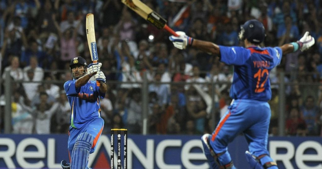 ms dhoni world cup 2011