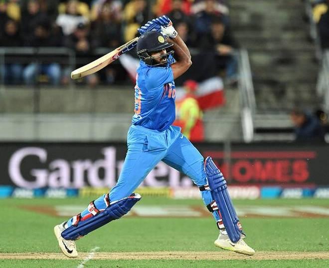 vijay Shankar Batting