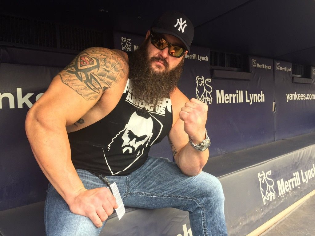 Braun Strowman net worth