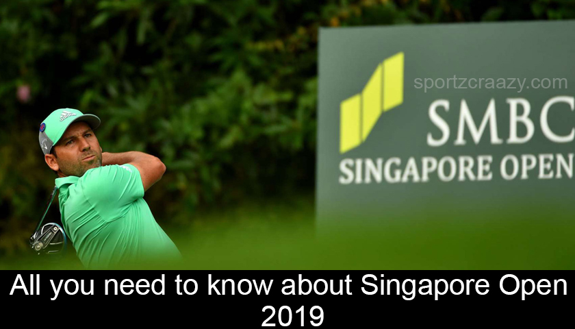 Singapore Open 2019