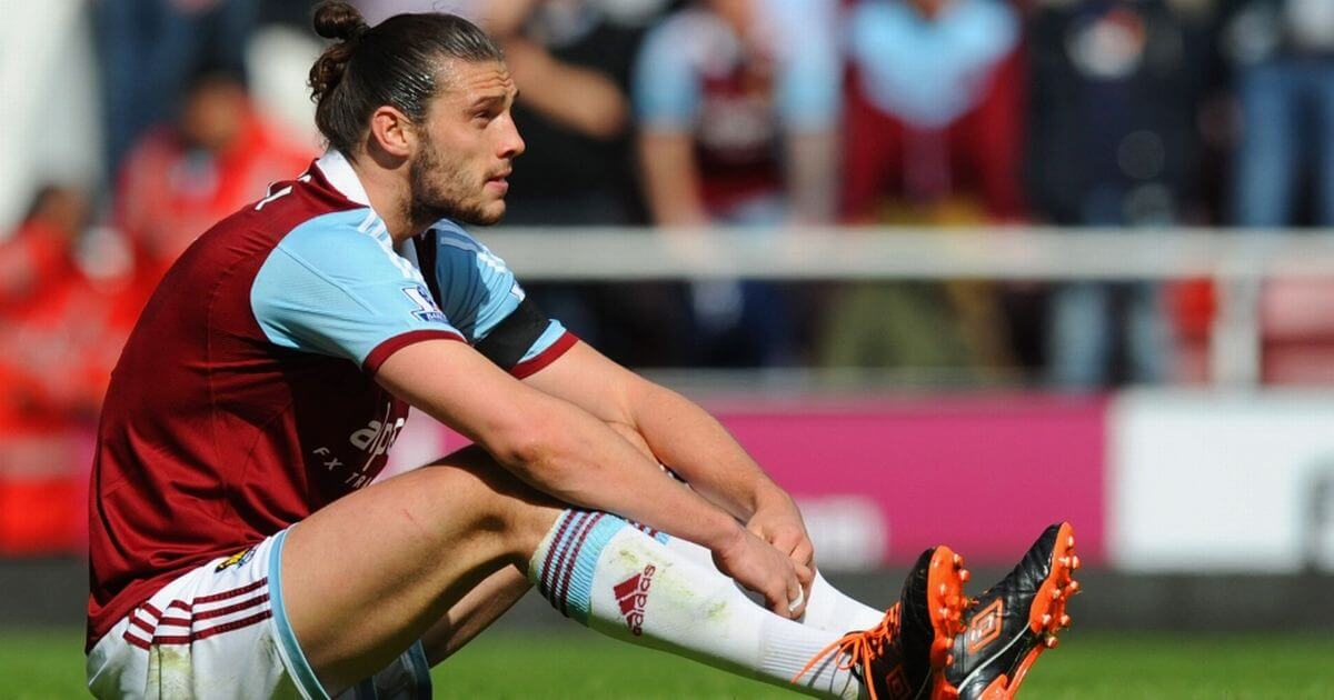 Andy Carroll ( West ham united)