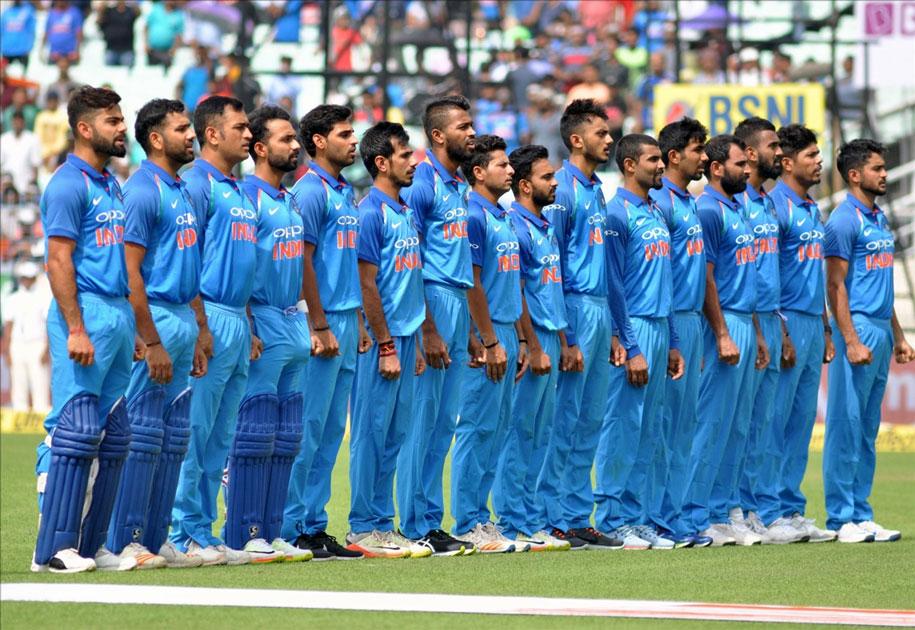 Indian Squad 2019