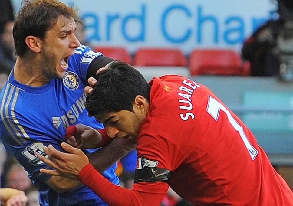 Luis Suarez Controversies