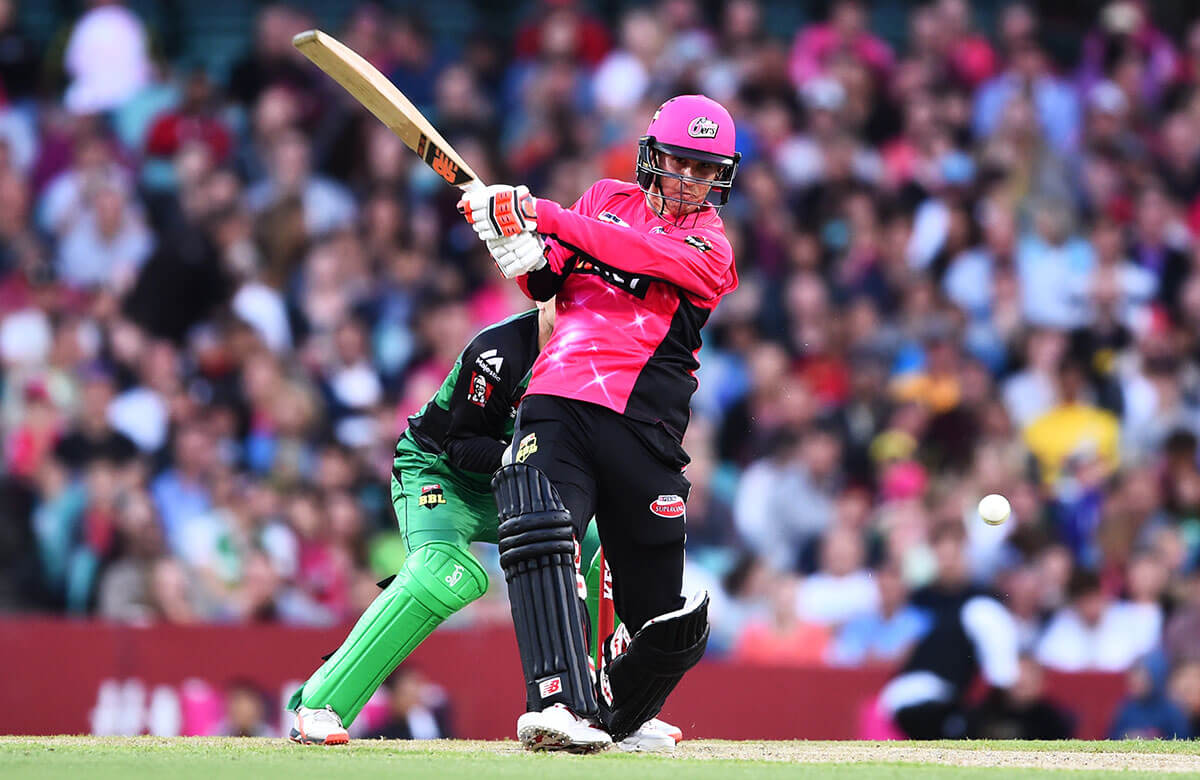 Nic Maddinson - 62 Sixes