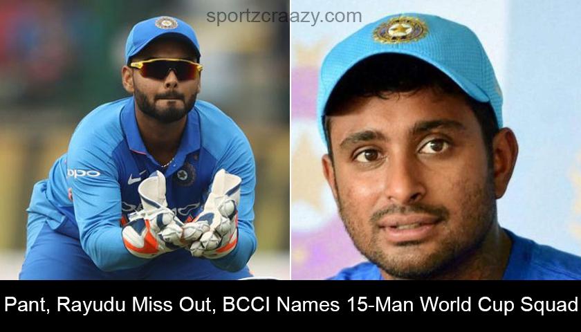 India World Squad 2019