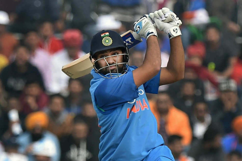 Rohit Sharma in ICC World Cup
