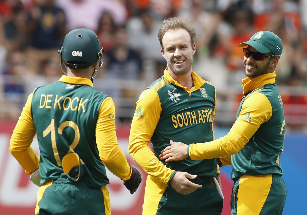South Africa cricket team in 2007