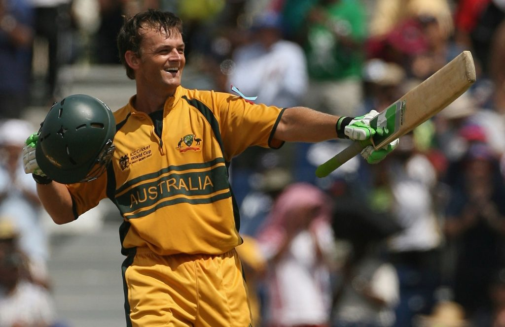 Adam Gilchrist Made Most Runs in an Innings as a Wicket-keeper