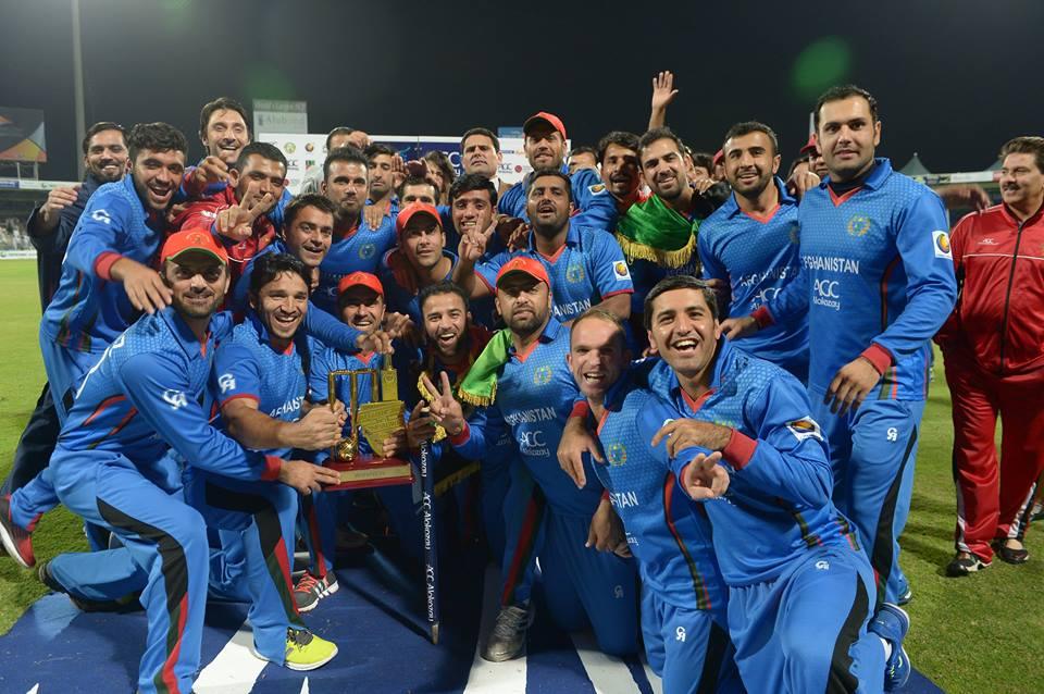 Afghanistan Cricket Team Schedule