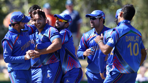 Afghanistan team world cup 2015