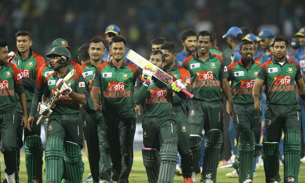 Bangladesh Cricket Team Squad