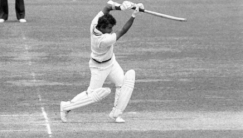1st match: England vs. India (7 June 1975) World Cup 1975
