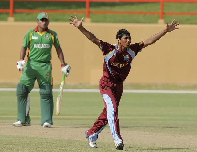 Gudakesh Motie West Indies Cricketer