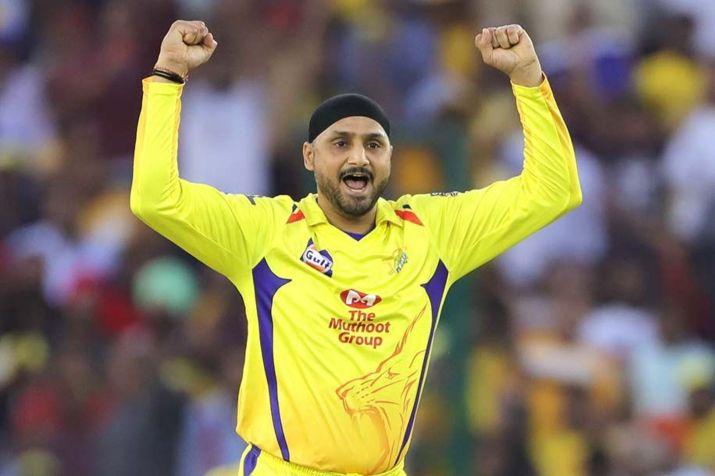 Harbhajan Singh IPL 2019
