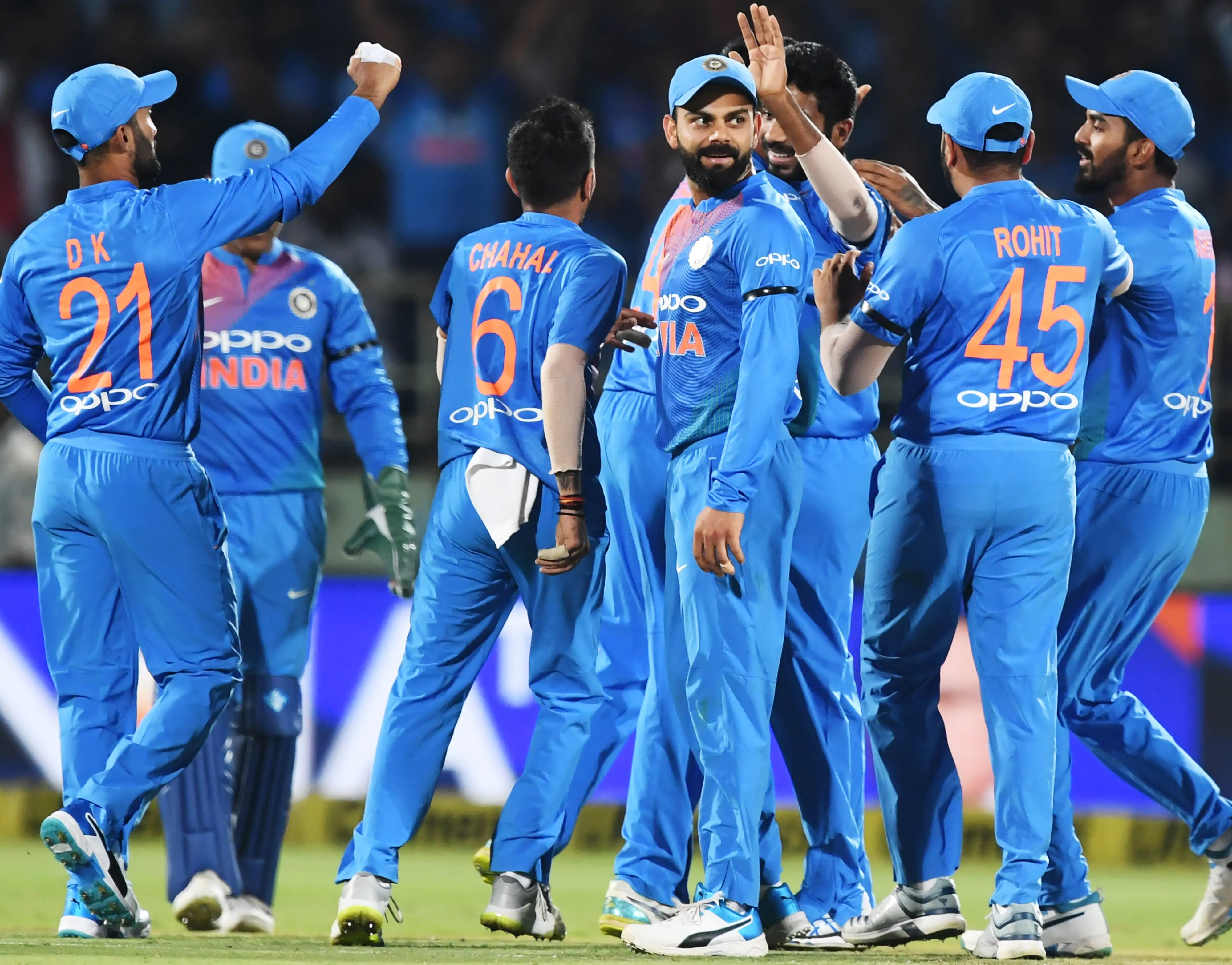 India Cricket Team Schedule