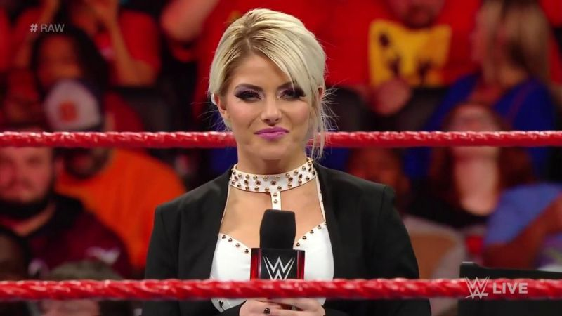 Interesting facts about Alexa bliss