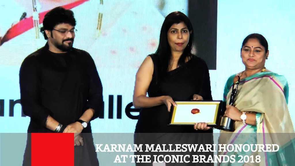 Karnam Malleswari awards