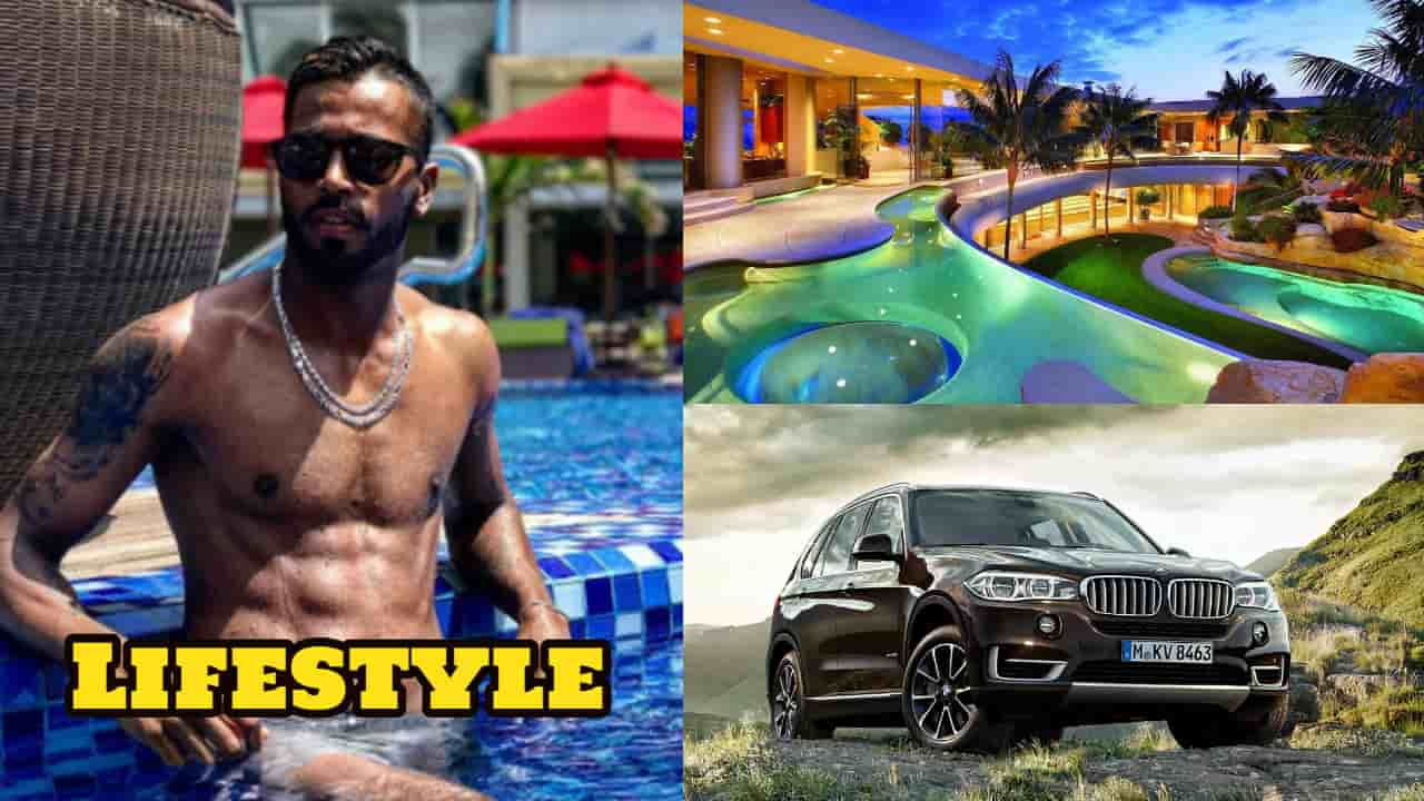 Hardik Pandya's Net worth: