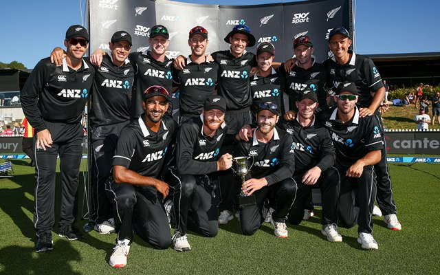 New Zealand Cricket Team Squad
