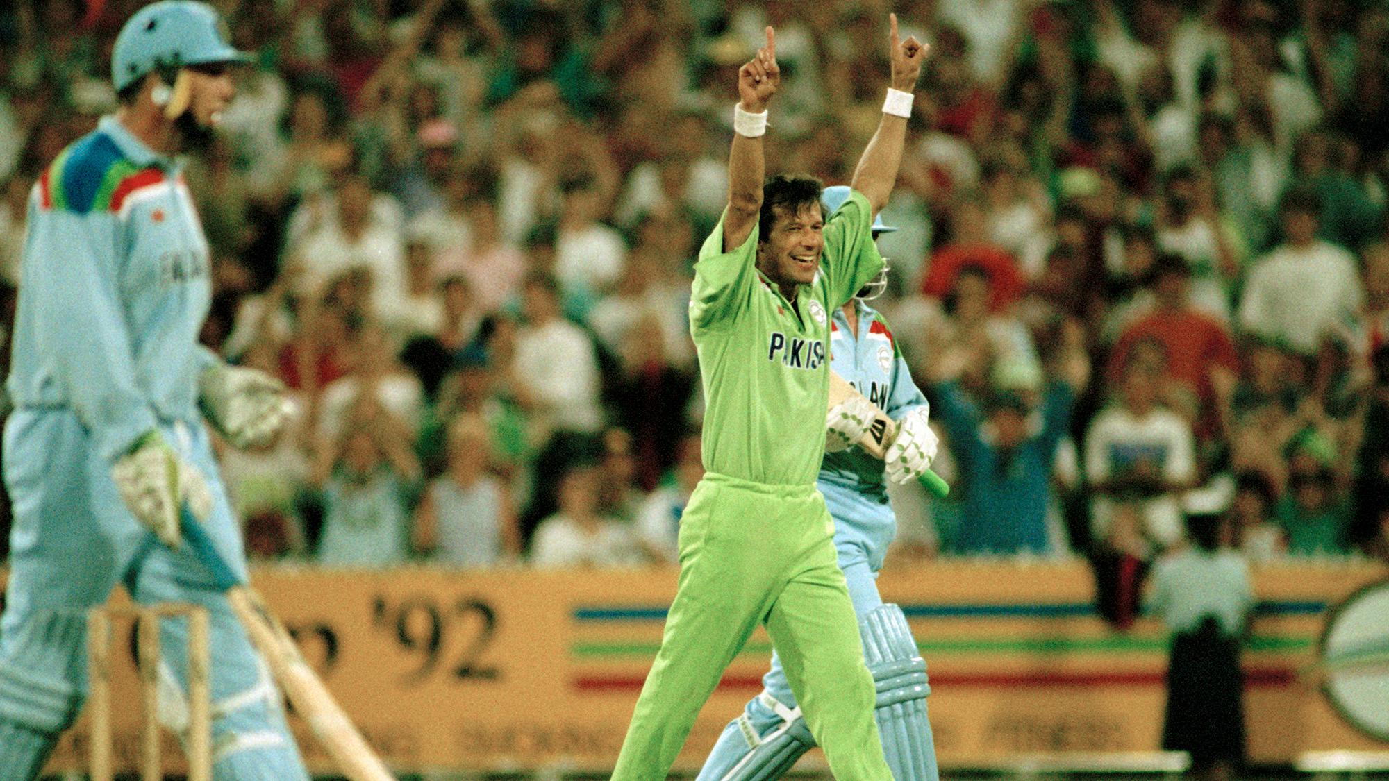 Pakistan vs England World Cup 1992