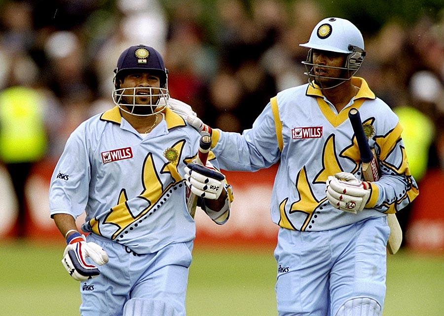 Rahul Dravid & Sachin Tendulkar