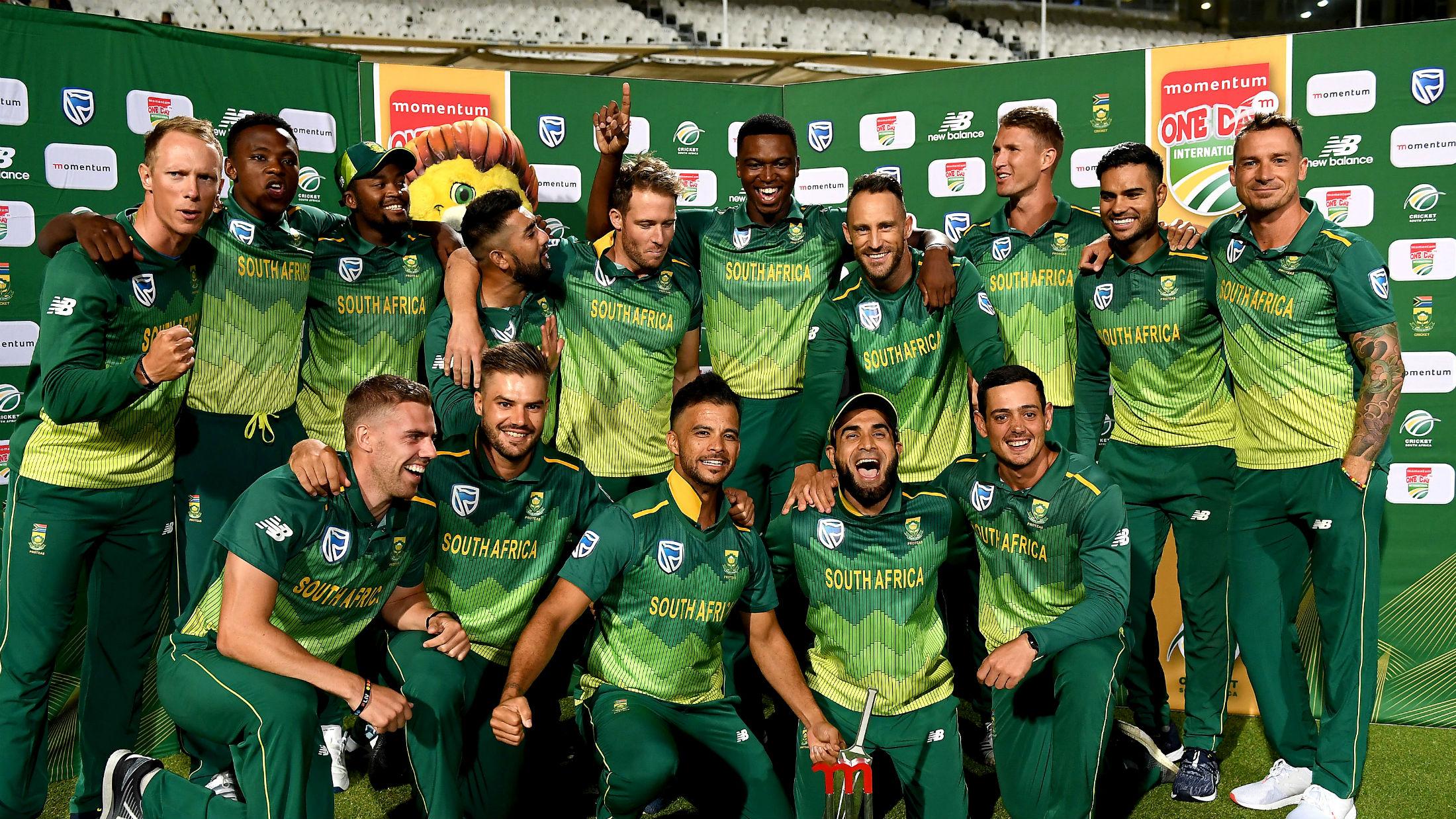 South Africa Cricket Team Schedule