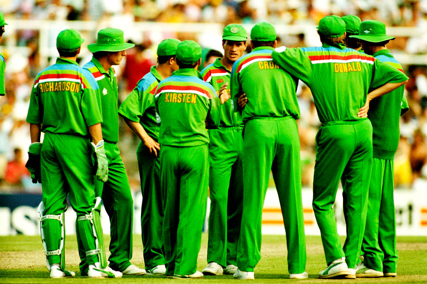 South Africa vs Zimbabwe World Cup 1992