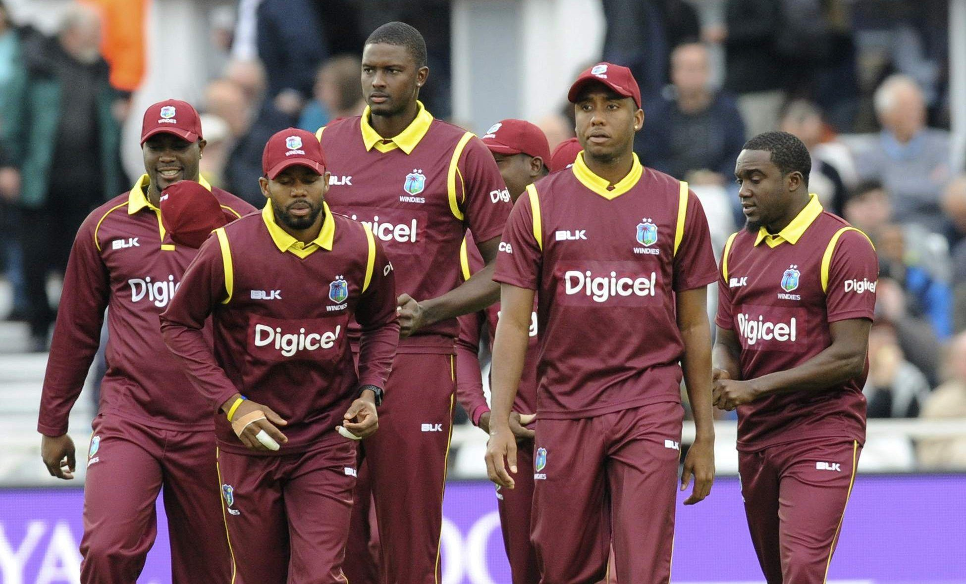 West Indies Cricket Team Schedule Of All Matches Of Icc