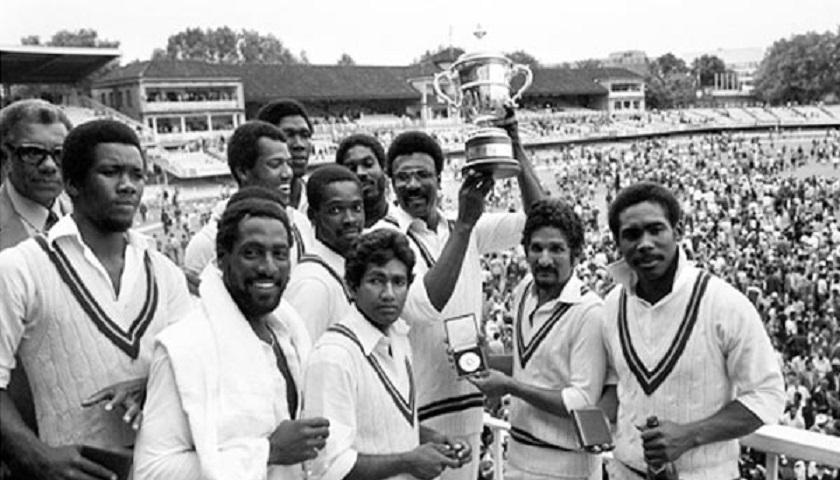 8th match: Pakistan vs West Indies (11 June 1975)