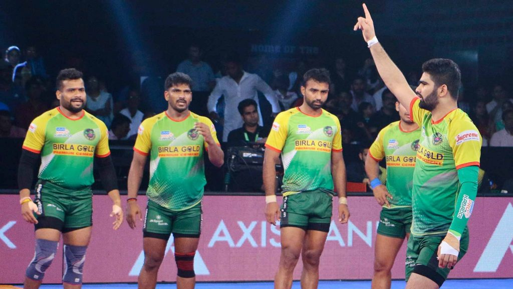 pro kabaddi league Patna Pirates
