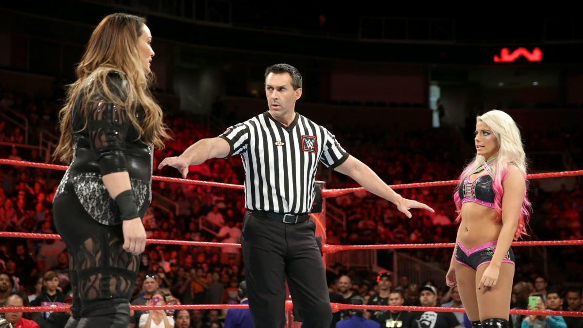 alexa-bliss Journey with WWE