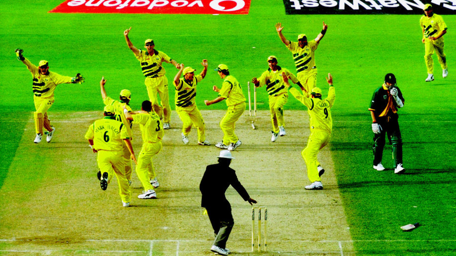 South Africa cricket team in 1999 world cup