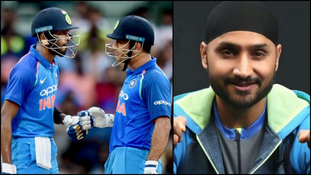 Harbhajan statement on Dhoni