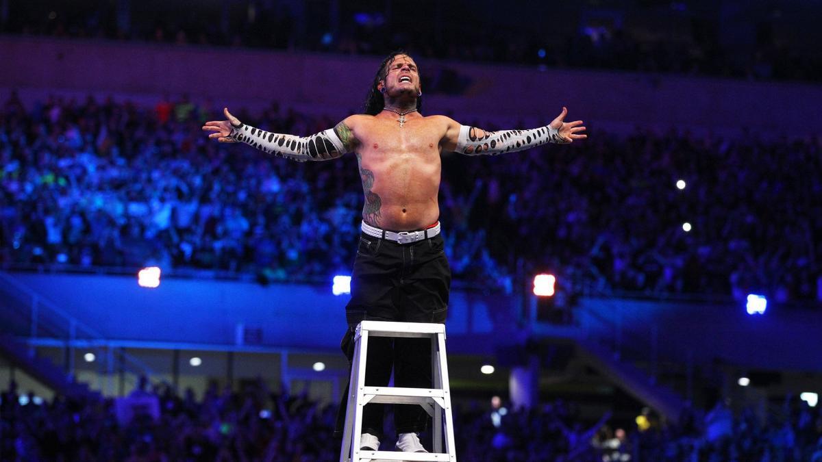 Journey In WWE