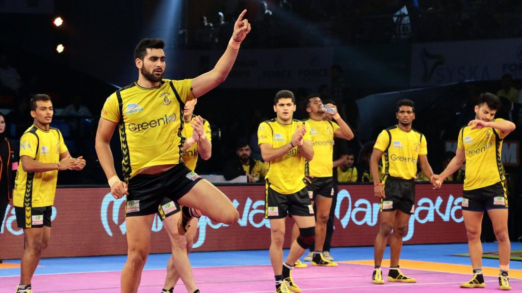 Pro Kabaddi League Season 4
