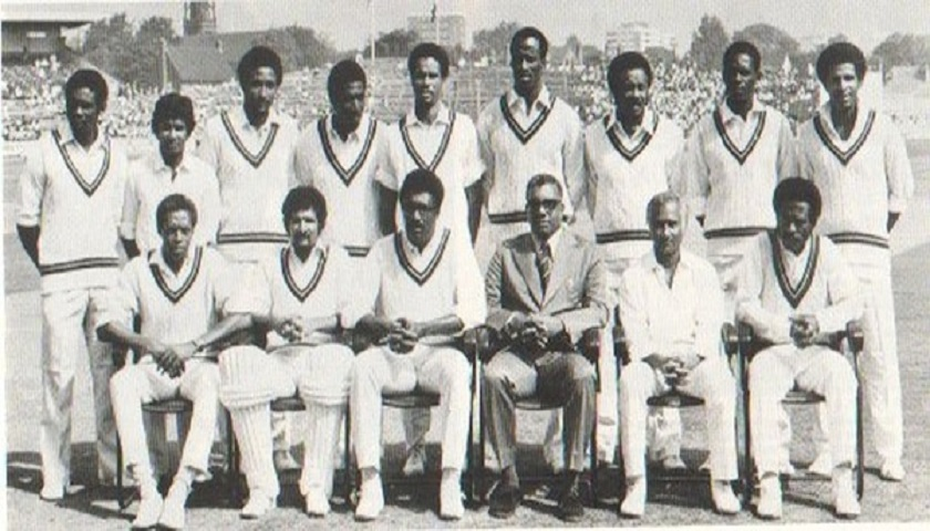 2nd Semifinal: New Zealand vs West Indies (18 June 1975)