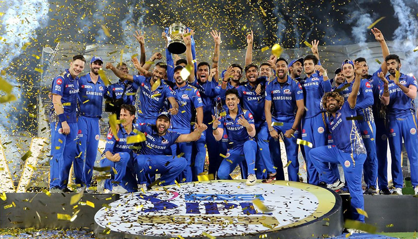 mi champion of ipl 2019