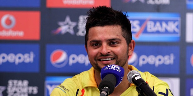 Suresh Raina-Facts