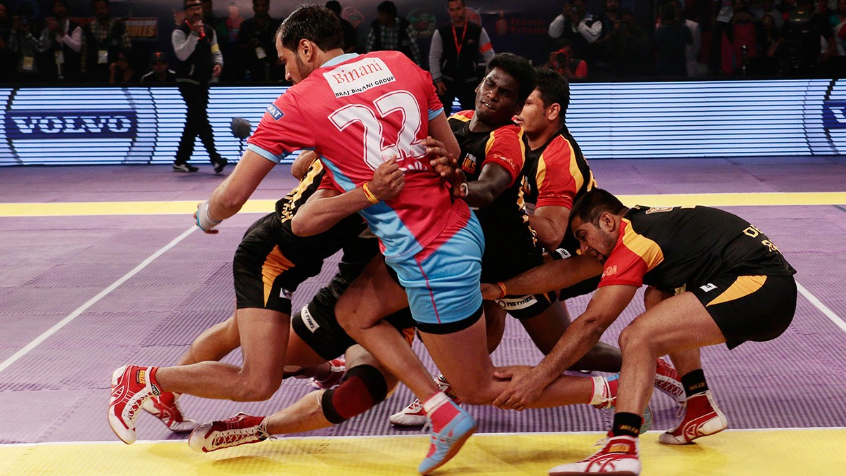 Kabaddi Tips and Tricks