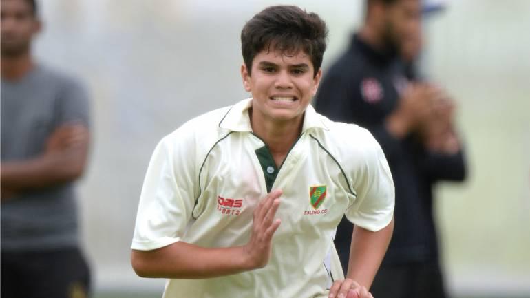 Arjun Tendulkar rips apart Surrey 2nd XI batsman with Raw Pace