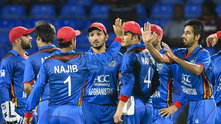 Afghanistan Cricket World Cup 2019 Teams