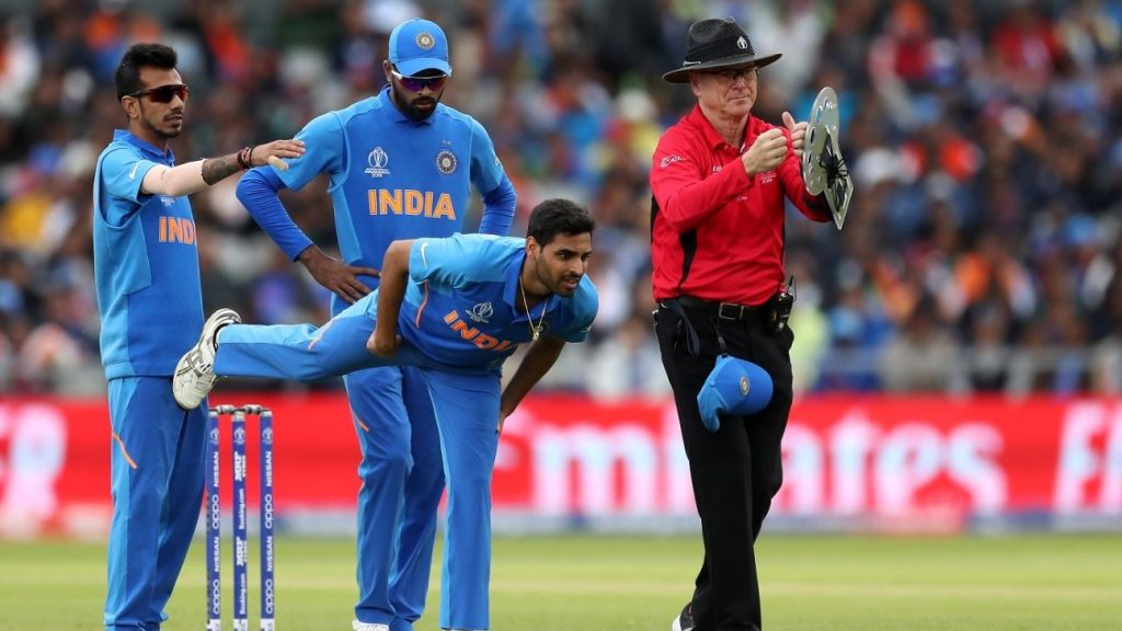 Bhuvneshwar Kumar out for 2-3 World Cup Matches