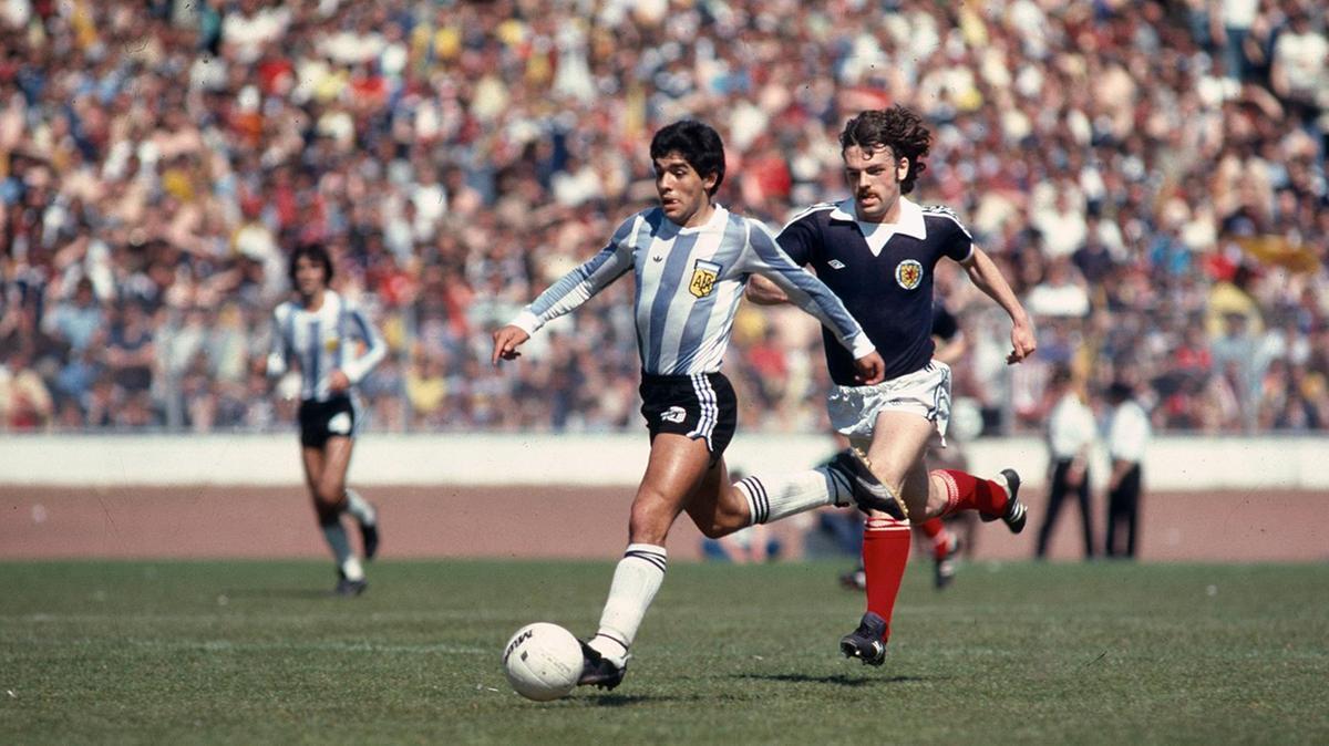 Diego Maradona Players Who Failed as Coaches