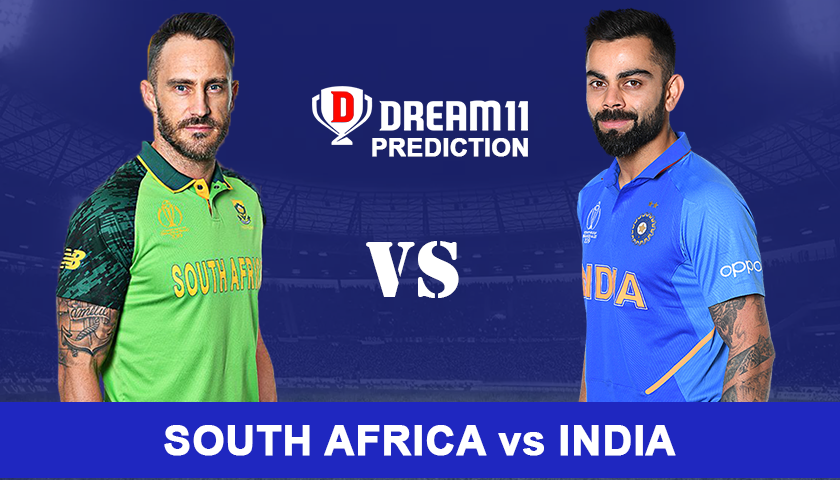 India vs South Africa Dream11 Prediction